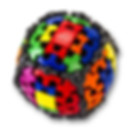 Gear Ball; Puzzle Ball, Recent toys, Brain Puzzles