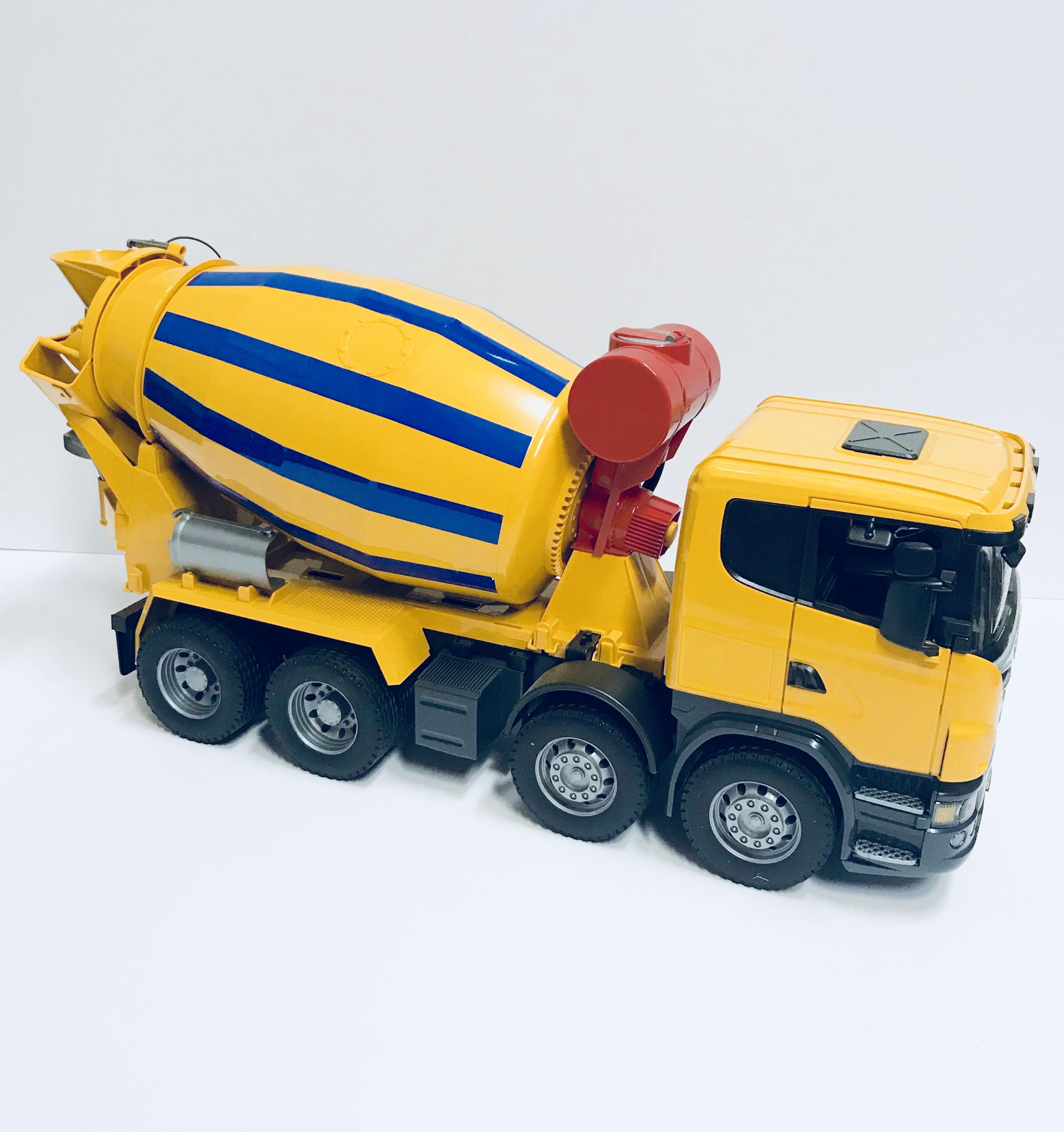 Bruder Cement Truck