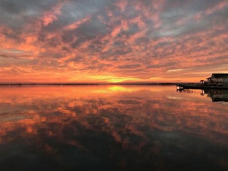Inspirational Early Morning Sunrise