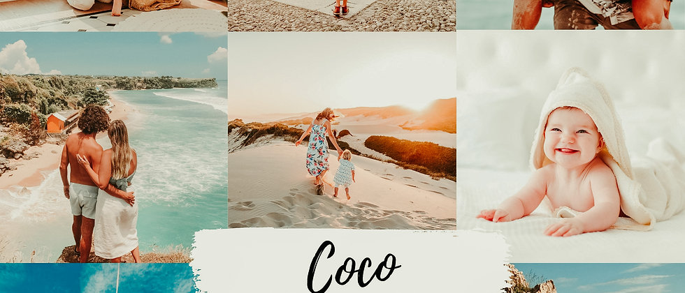 Preset 'Coco'