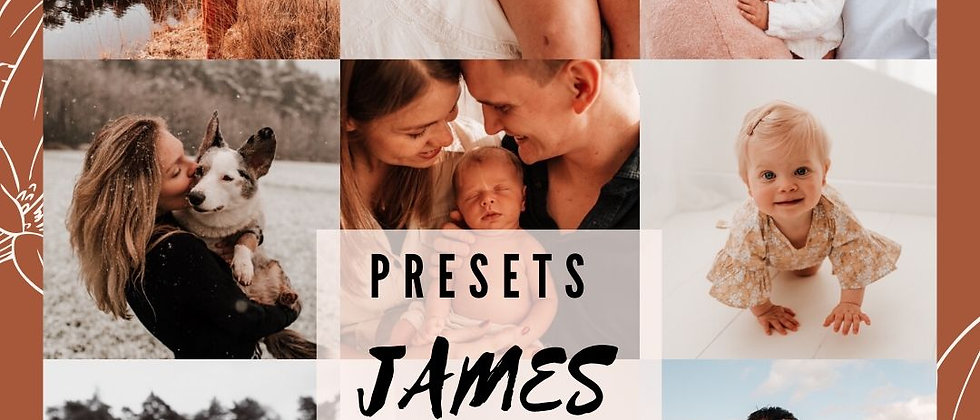 Preset 'James' (desktop)