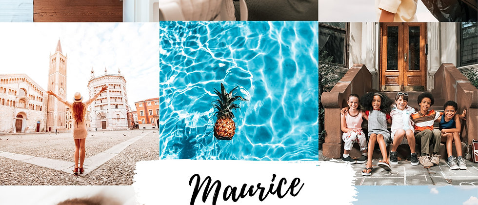 Preset 'Maurice'