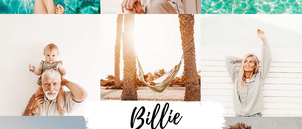 Preset 'Billie'