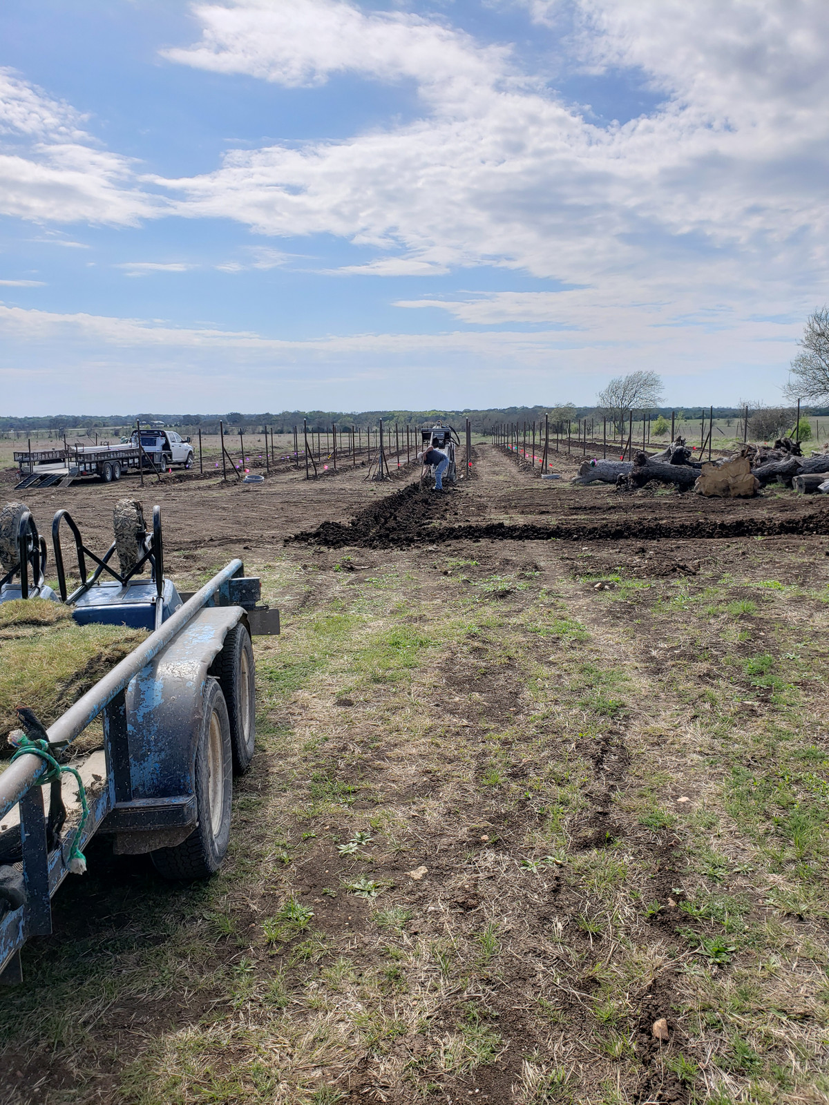 Hillside Nursery Inc Georgetown Texas Irrigation