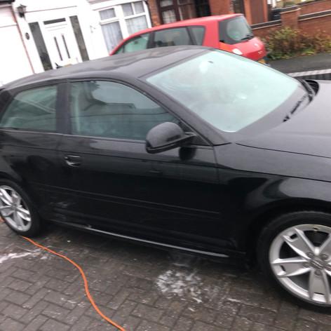 Audi A3 ( after )