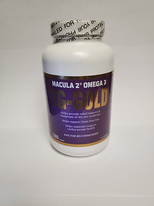 TG-Gold Dry Eye Supplement