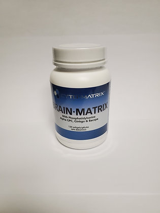 Cyto-Matrix Brain Matrix Retinal & Brain Nutraceutical