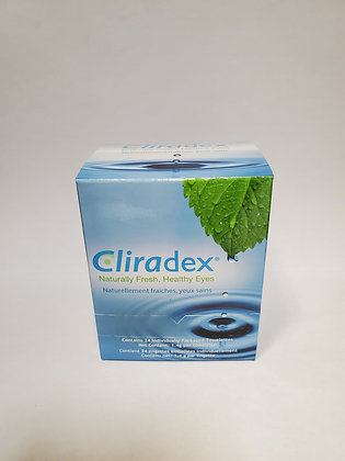 Cliradex Eyelid Cleaning Wipes