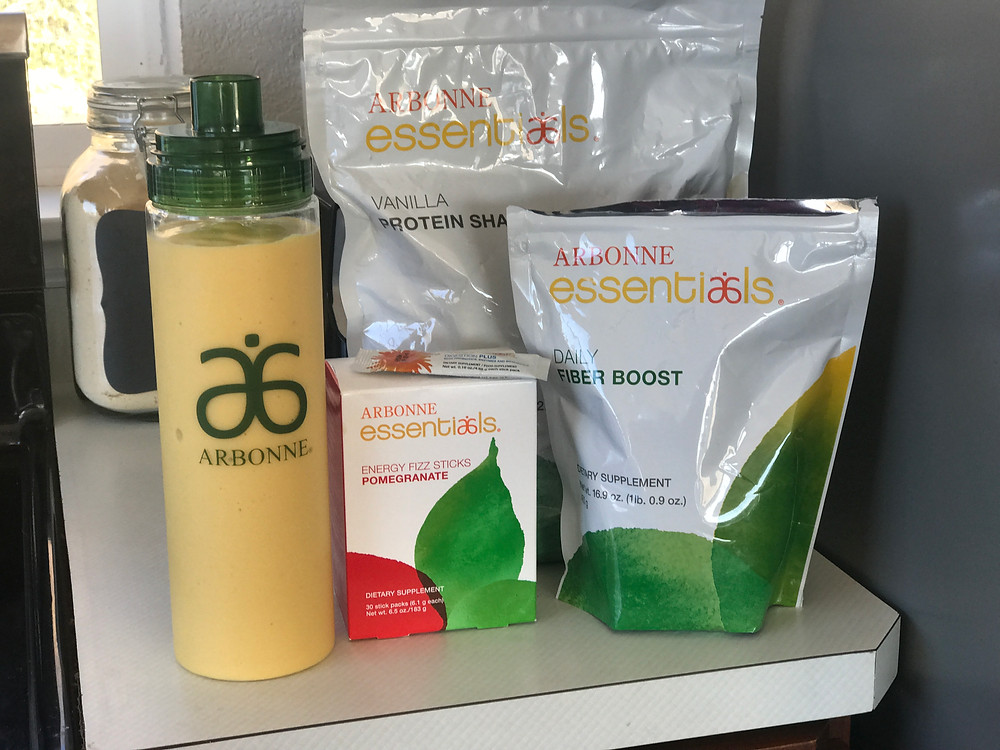 Arbonne Nutrition Products