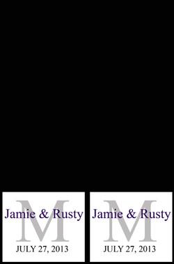Jamie and Rusty