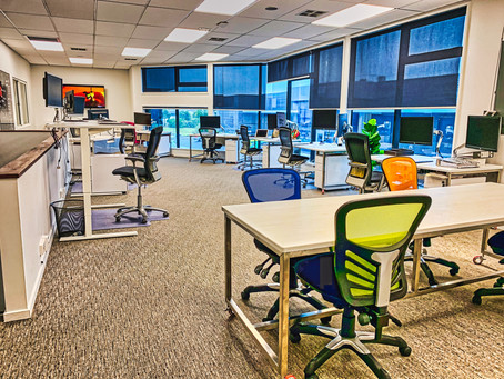 Why Coworking Is The Future of The Traditional Office Space Model