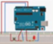 Arduino ile buton kontrolü