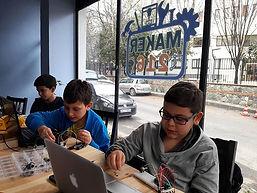 Anadolu Yakası,maker,istanbul,robotik programlama kursu