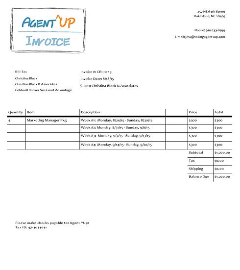 Invoice 8.24.15 - 9.20.15