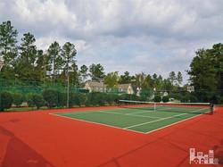 Tennis & Basketball Court
