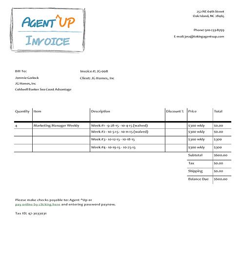 Invoice 9.28.15 - 10.25.15