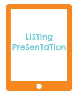 Listing Presentation - Digital