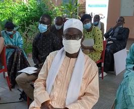 Amadou Djibril Diallo, Président du conseil départemental Matam