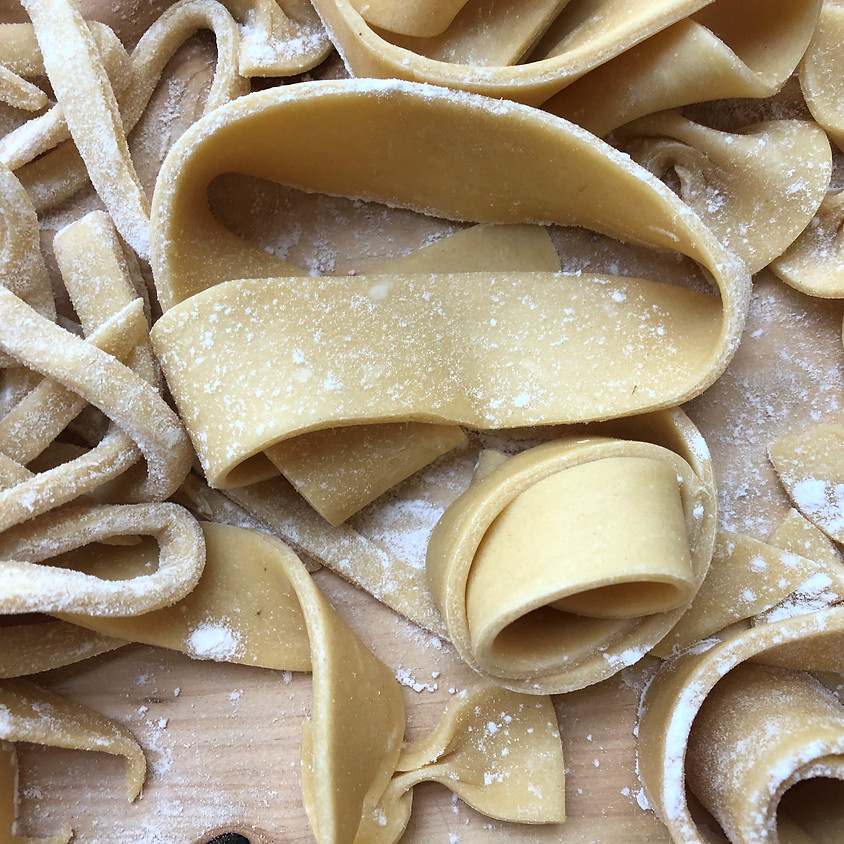 Pasta with a Purpose