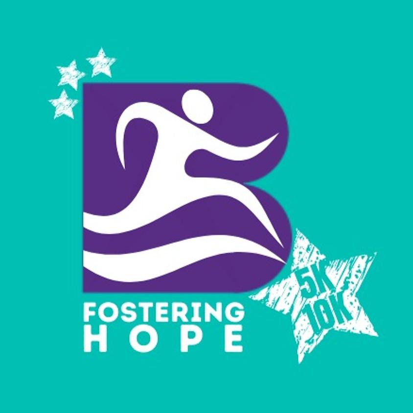 Fostering Hope - Virtual 5K/10K