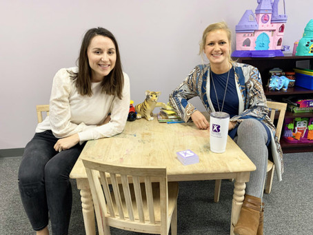 Blogger Maggie Fromm talks Foster Care Awareness with Gloria Moran