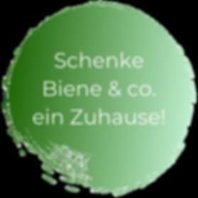 Schenke Biene & Co ein Zuhause Logo.png