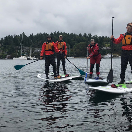 What to Wear While Paddleboarding