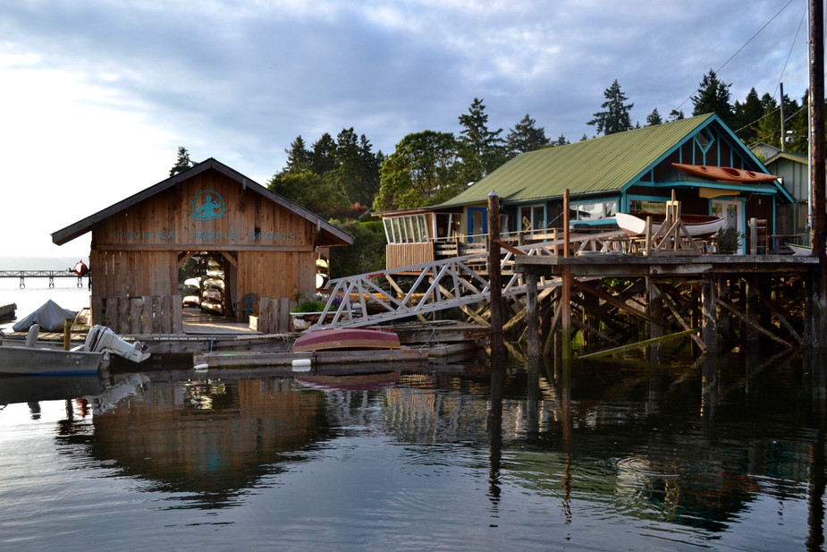 Pacifica Paddle Sports: Brentwood Bay