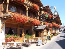 Leysin Village