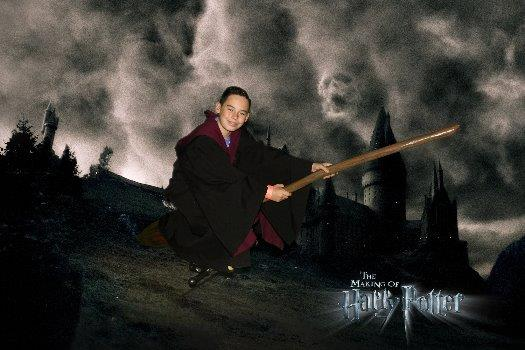 Hayden Harry Potter
