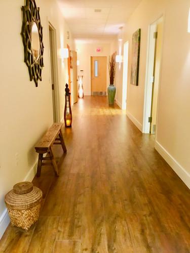SPW Treatment Hall