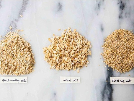 Oats & Oatmeal  - Chinese Medicine Nutrition