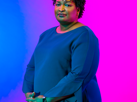 Romance Writer Stacey Abrams Nominated for Nobel Peace Prize