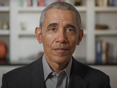Barack Obama Gives Hope  in a Time of Unknown