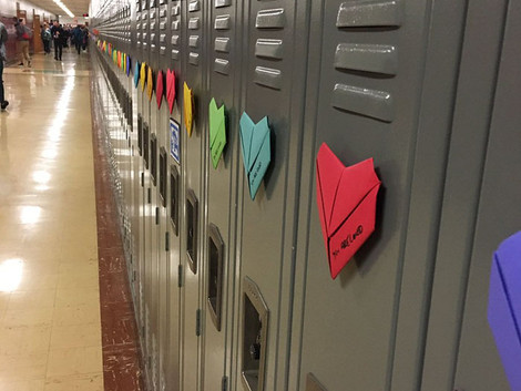 One Anonymous High School Student Had  A Message for his Fellow Students