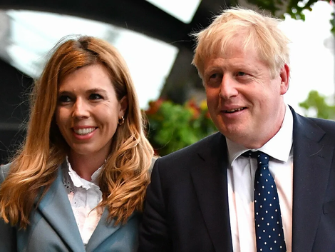 British Prime Minister Boris Johnson Gets Married for the Third Time