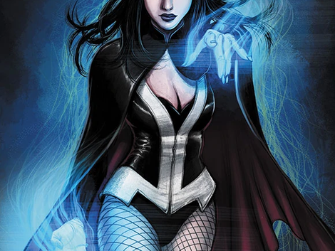 A Live-Action Zatanna Zatara Solo Movie Might Be Coming Our Way