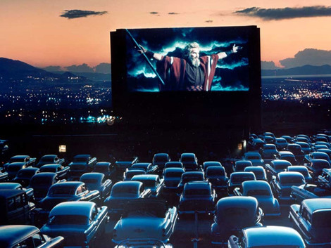 Drive-In Theaters Make a Major Comeback  While Theaters Stay Closed