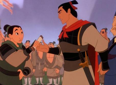 Live Action Mulan Remake Erases Bisexual Character Li Shang