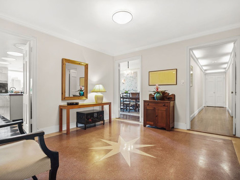 Legendary Author E.L. Doctorow's East Side Apartment is on the Market