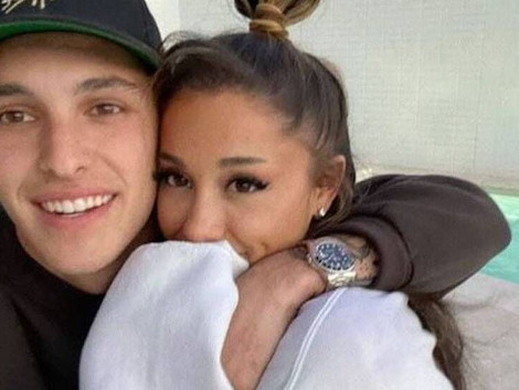 Ariana Grande Marries Real Estate Agent Fiancé Over the Weekend