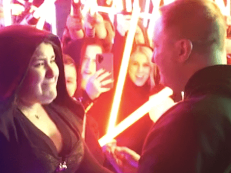 A Proposal at the Galaxy's Edge