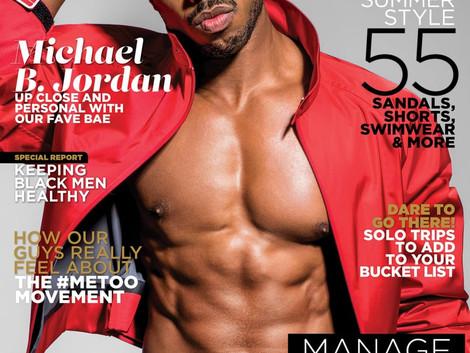 Michael B. Jordan is People's Sexiest Man Alive