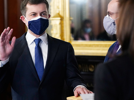 Pete Buttigieg Becomes First Openly Gay Cabinet Member Confirmed by Senate