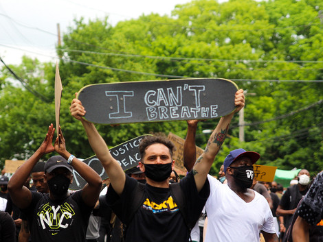 Guest Post: HOW BLACK LIVES MATTER TO THE PEOPLE IN THE FORGOTTEN BOROUGH OF STATEN ISLAND