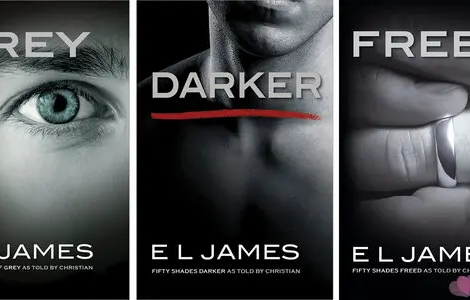 New E.L. James Fifty Shades Novel Releases for Summer Reading