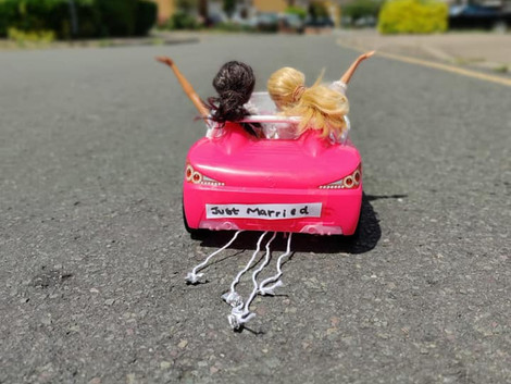 Barbie's Lesbian Wedding