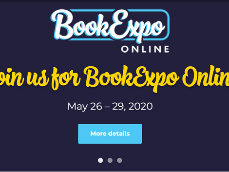 Book Expo Goes Online