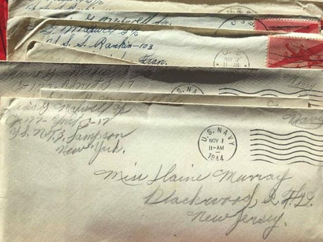 Timeless Love Through Letters