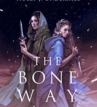 Book Review: The Bone Way by Holly J. Underhill